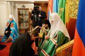 Чин наречения трех новых епископов состоялся в Храме Христа Спасителя