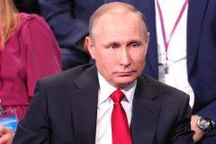 Владимир Путин поддержал идею отмечать день волонтера
