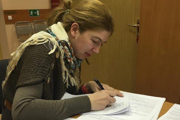 Светлана Дель отпущена под подписку о невыезде