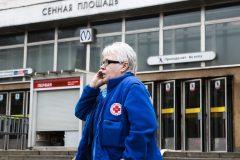 Более ста человек признаны пострадавшими в теракте в Петербурге