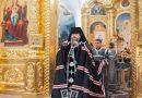 Епископ Корнилий вынес из храма подозрительный рюкзак
