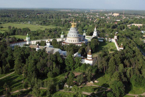 Новый Иерусалим под Москвой. Фото: n-jerusalem.ru