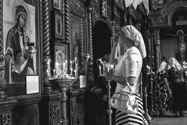 «Просто смотри на Ее икону и лечи свои раны»