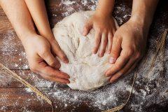 Пасхальный колач от семьи Милошевичей