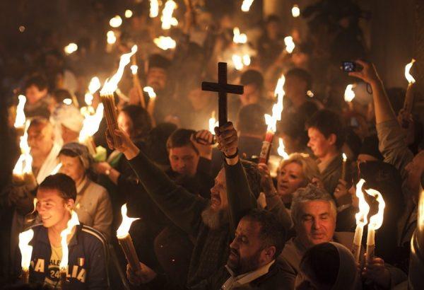 «Люди прорывались к святыне, как фанаты на рок-концерт»