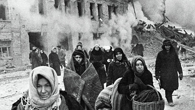 «После блокады мы не имеем права игнорировать этот город»