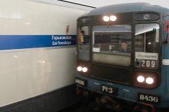 Движение в метро Санкт-Петербурга частично восстановлено