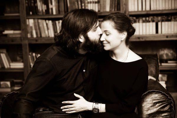 С женой. Алексей Васильчук / Facebook