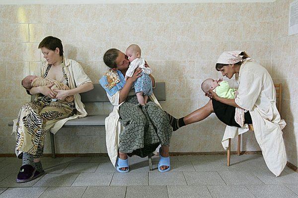 «В тюрьме женщины трезвеют и вспоминают о детях»