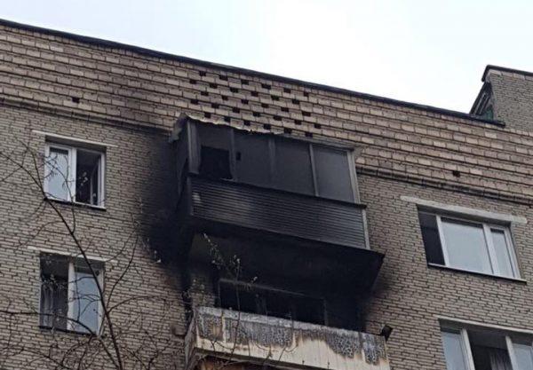 Сергей Шаргунов сообщил о поджоге своей квартиры
