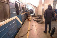 Следственный комитет возбудил дело по статье «теракт» после взрыва в метро