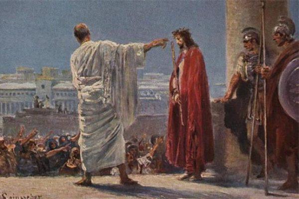 Кто предал Спасителя в руки спасаемых?