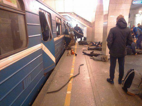 Что известно о взрывах в петербургском метро