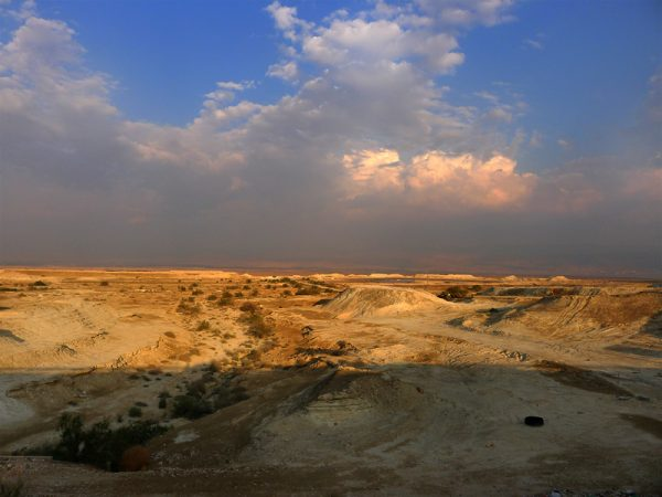 Пустыня Фото о. Игорь Пчелинцев