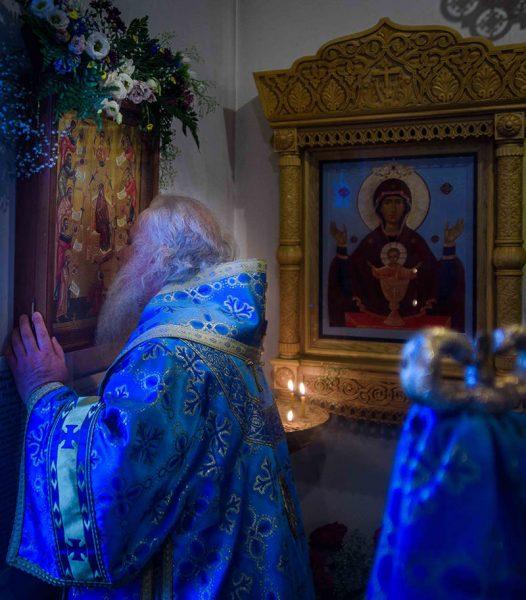 Фото: hram-pohvala.moseparh.ru