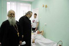 В Петербурге пройдет панихида по жертвам терактов и молебен о здравии раненых