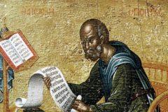 Церковь вспоминает преподобного Иосифа Песнописца