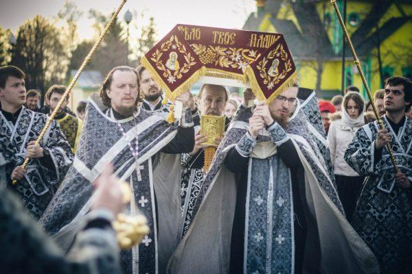 Великая пятница: церковные богослужения. Симбирская митрополия