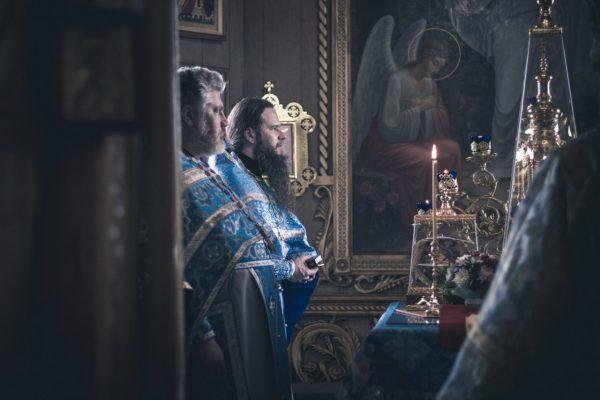 Разговор Божией Матери с Архангелом – это о нас самих
