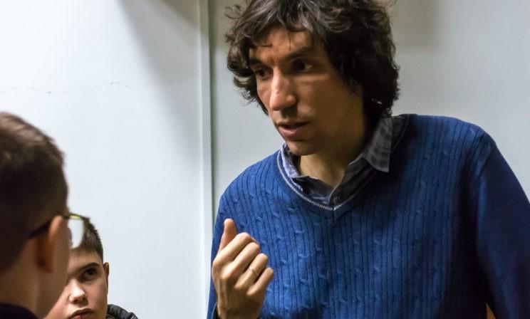 Генетик Егор Базыкин: И Бог есть, и человек от обезьяны произошел