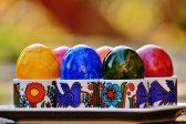 5 необычных способов покрасить яйца (+видео)