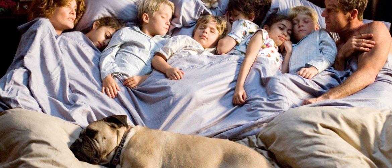 Как отвоевать личное пространство в многодетной семье