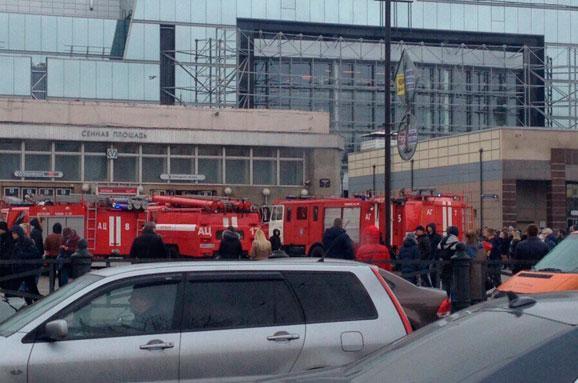В Санкт-Петербурге объявили трехдневный траур