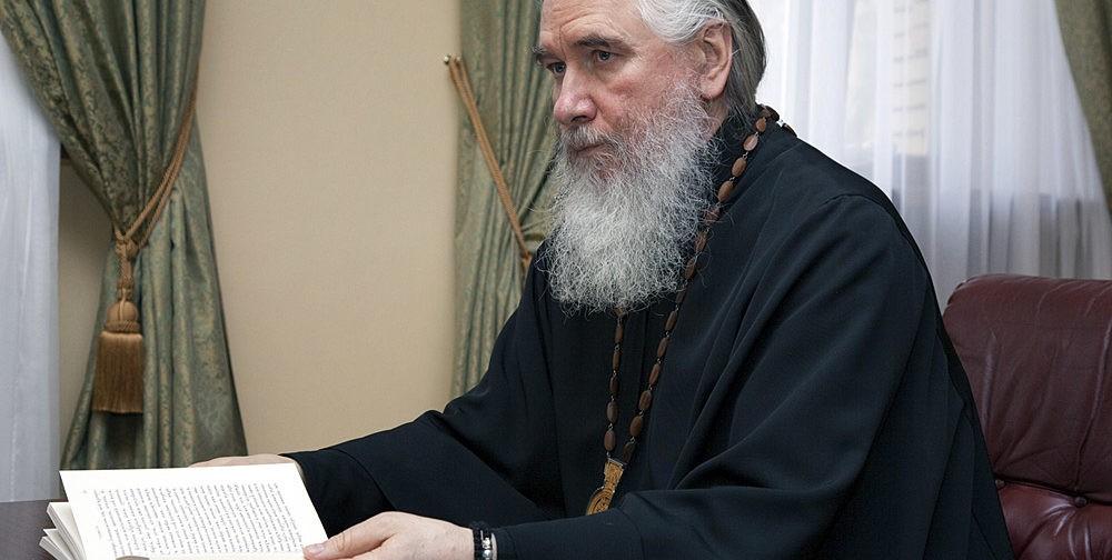Митрополит Климент: Без знания Писания невозможно проникнуть в смысл русской классики