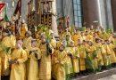 В Вербное воскресенье у Исаакиевского собора пройдет крестный ход с участием детей