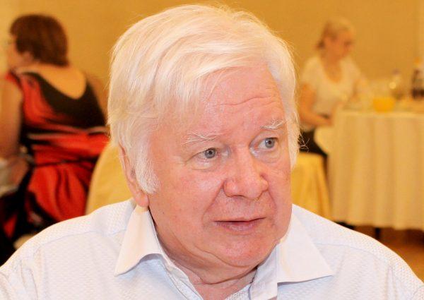 Владимир Захаров. Фото Марии Олендской
