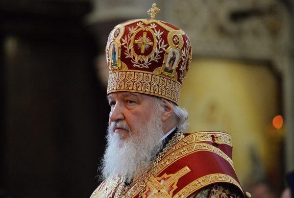 Патриарх Кирилл избран Почетным гражданином Петербурга
