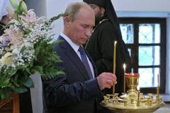 Владимир Путин подарил Сретенскому монастырю икону XIX века