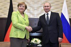 Ангела Меркель попросила Владимира Путина вмешаться в ситуацию с запретом «Свидетелей Иеговы» в России