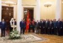 Патриарх Кирилл и Валентина Матвиенко получили знаки «Почетный гражданин Петербурга»