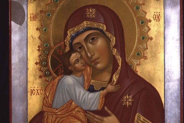 Церковь празднует день Псково-Печерской иконы Божией Матери «Умиление»