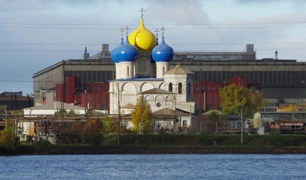 «Севмаш» разъяснил ситуацию с Николо-Корельским собором
