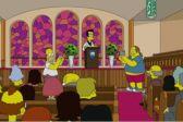 Российское ТВ решило не показывать, как Симпсон ловит покемонов в храме