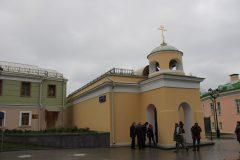 Храм при Мосгордуме передан Церкви