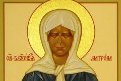 Игумения Феофания (Мискина): Наше монашеское служение в том, чтобы всем приходящим к святой Матроне Московской было хорошо и тепло
