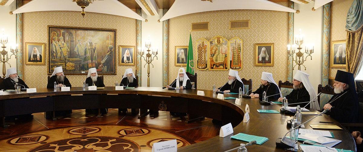 Патриарх Кирилл: «Бессмертный полк» – удивительный знак способности людей объединяться поверх различий