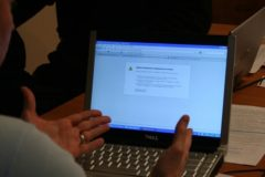 «Яндекс», «Вконтакте» и «Одноклассники» заблокированы на Украине