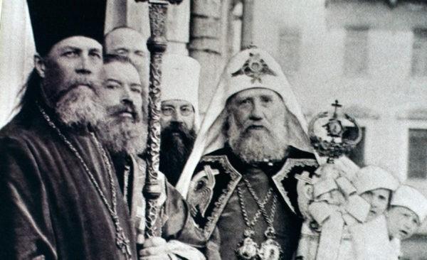 Фотовыставка, посвященная Патриарху Тихону, открылась в Москве