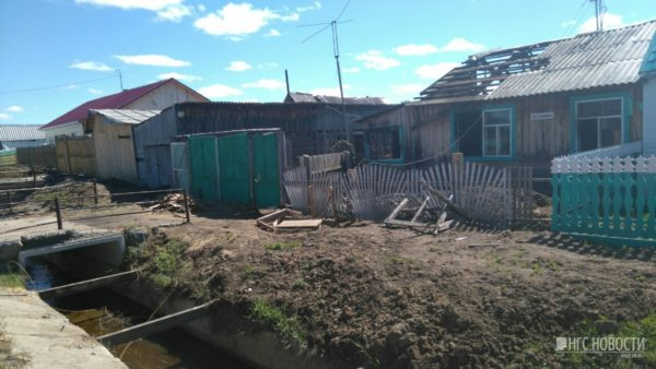 ВБирилюсском районе школьник спас изогня младшую сестренку ибрата-инвалида