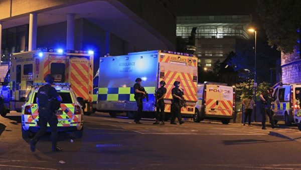 22 человека погибли при взрыве на «Манчестер Арене» в Великобритании