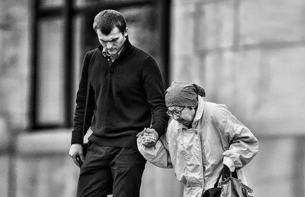 Стать человеком, который умеет отдавать