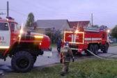 Старший лейтенант ФСИН спас трех человек из частного дома в Брянской области