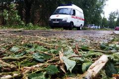 Ураган в Москве: 11 погибших и более 90 пострадавших
