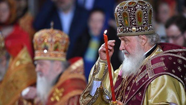 Патриарх Кирилл считает объединение христиан разных Церквей возможным