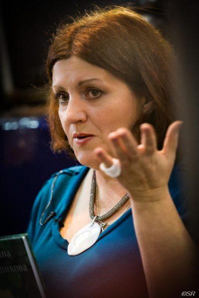 Ульяна Меньшикова. Фото: Facebook / Сергей Румянцев