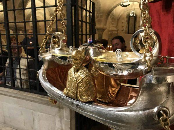 Фото: Chiesa Russa di Bari / Facebook